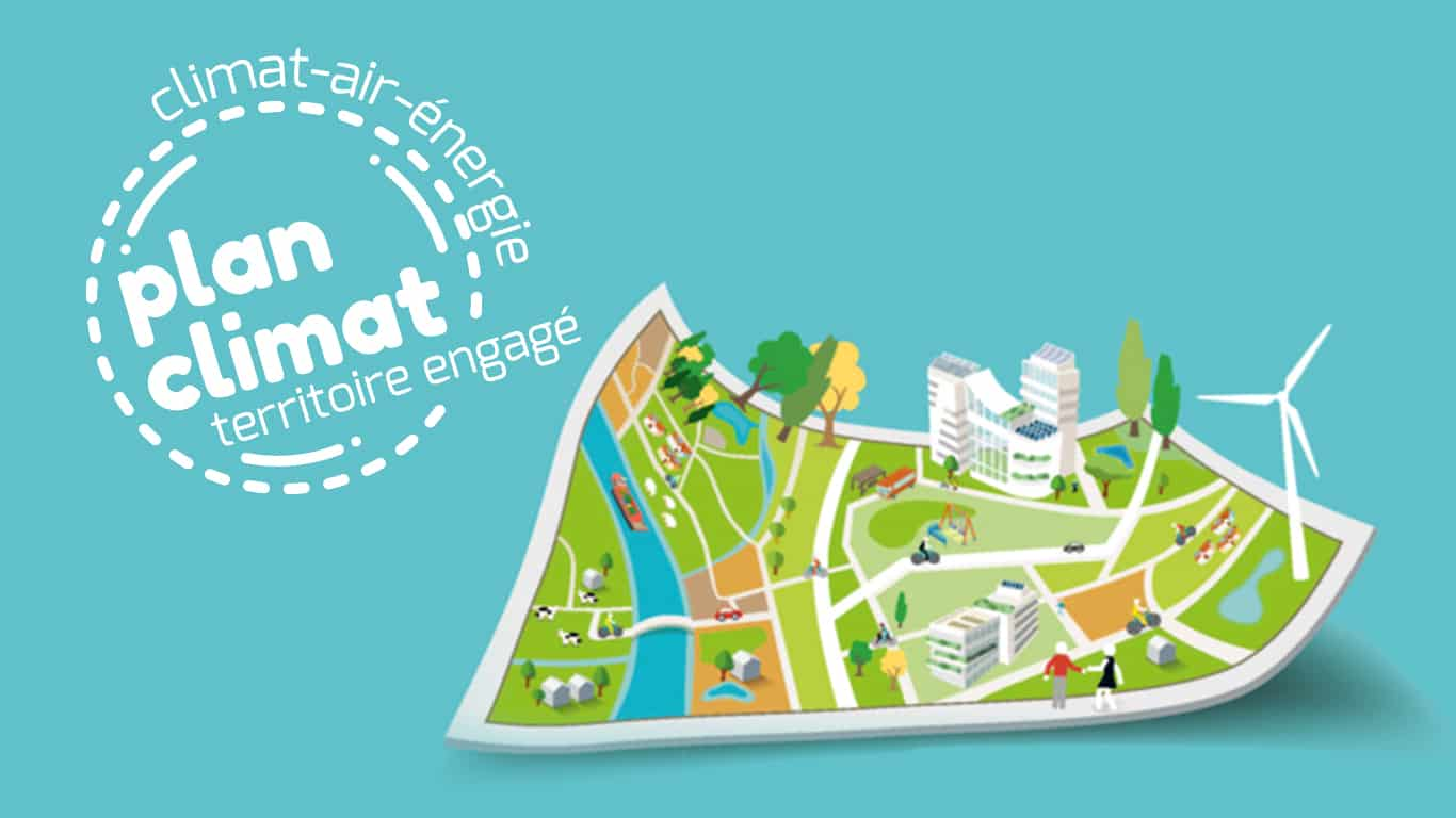 Plan Climat-Air-Energie Territoriale (PCAET)